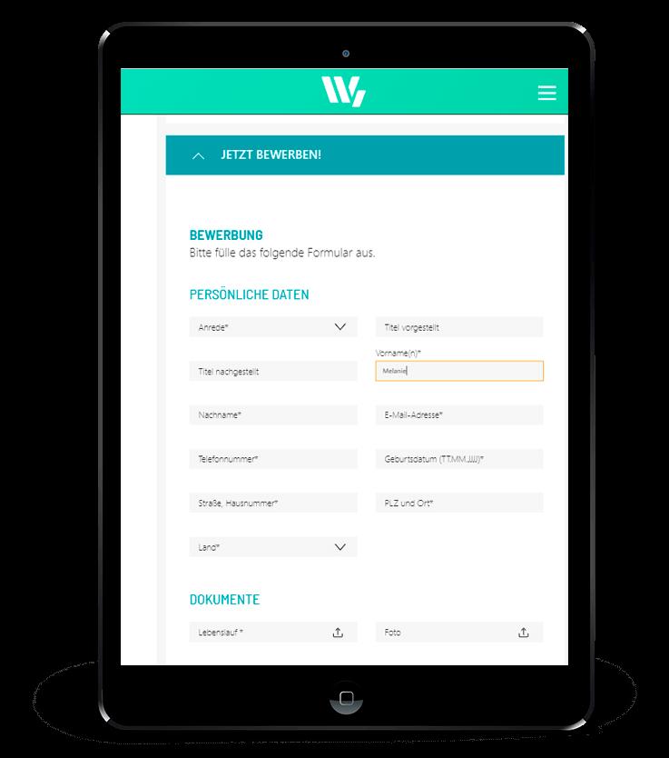 Tablet-Formular-jobs.w4.at