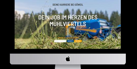 employy!PAGE für Göweil